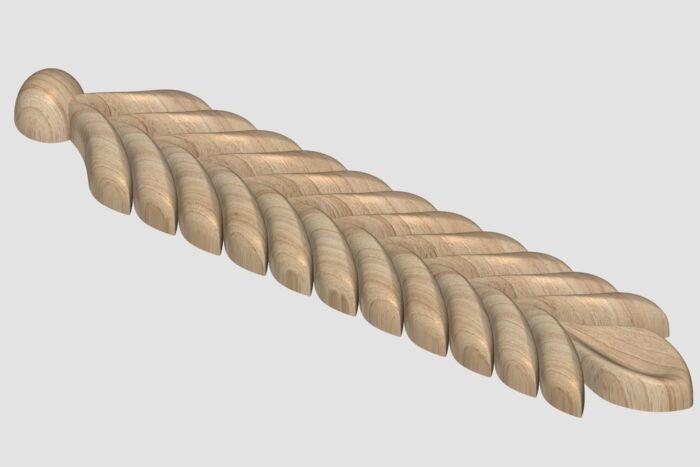 Фото 3 - Декор вертикальный DV042.