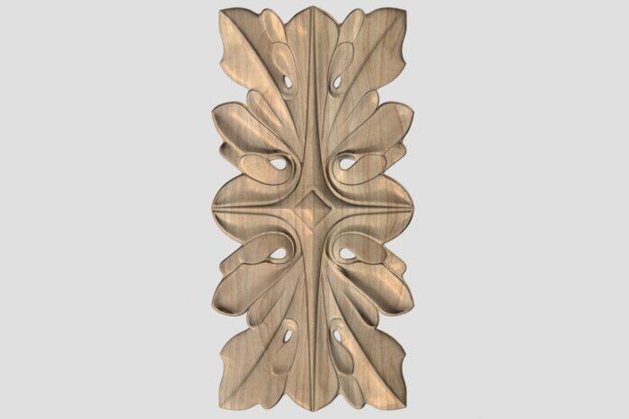 Фото 1 - Декор вертикальный DV015.