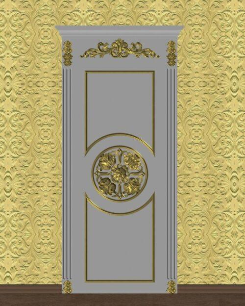 Фото 10 - Комплект резьбы для дверей DVER002.