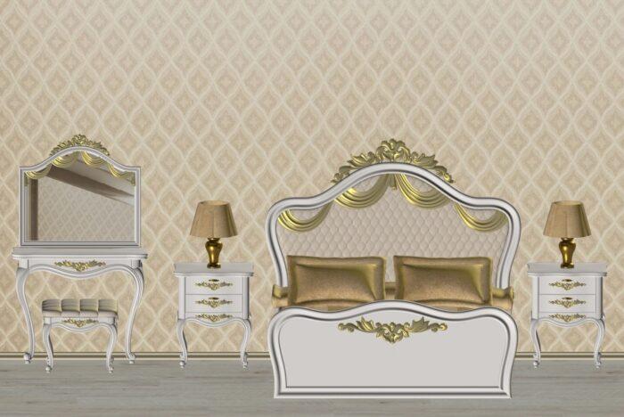 Фото 2 - Спальня «Марго».