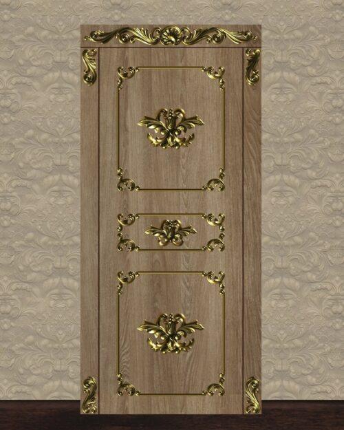Фото 6 - Комплект резьбы для дверей DVER003.