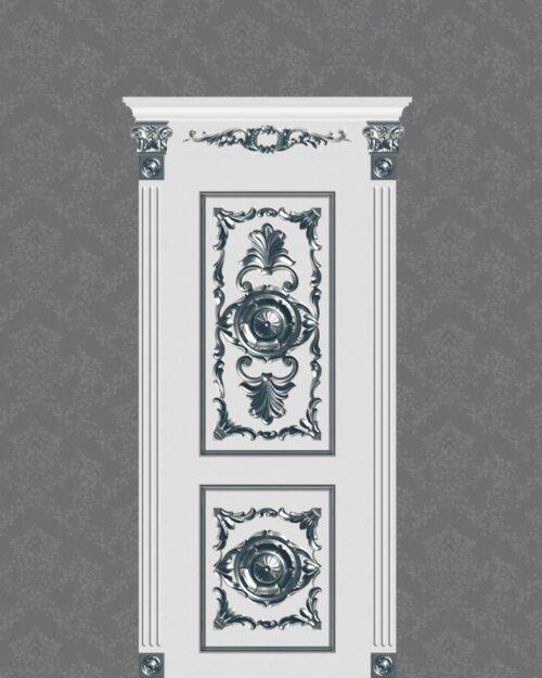 Фото 12 - Комплект резьбы для дверей DVER001.