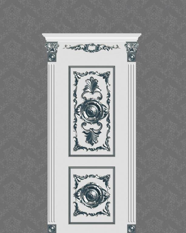Фото 2 - Комплект резьбы для дверей DVER001.