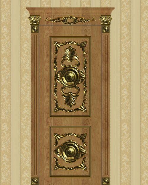 Фото 8 - Комплект резьбы для дверей DVER001.