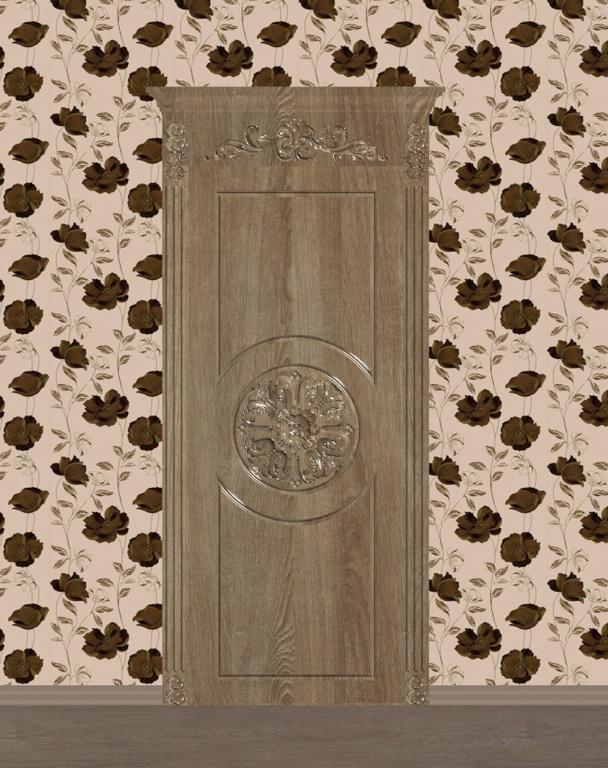Фото 2 - Комплект резьбы для дверей DVER002.