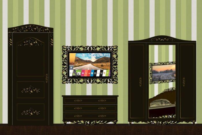 Фото 1 - Спальня «Адель» (часть2).