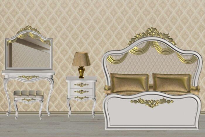 Фото 7 - Спальня «Марго».
