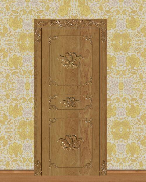 Фото 7 - Комплект резьбы для дверей DVER003.