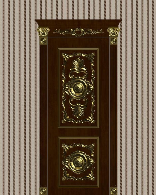 Фото 4 - Комплект резьбы для дверей DVER001.