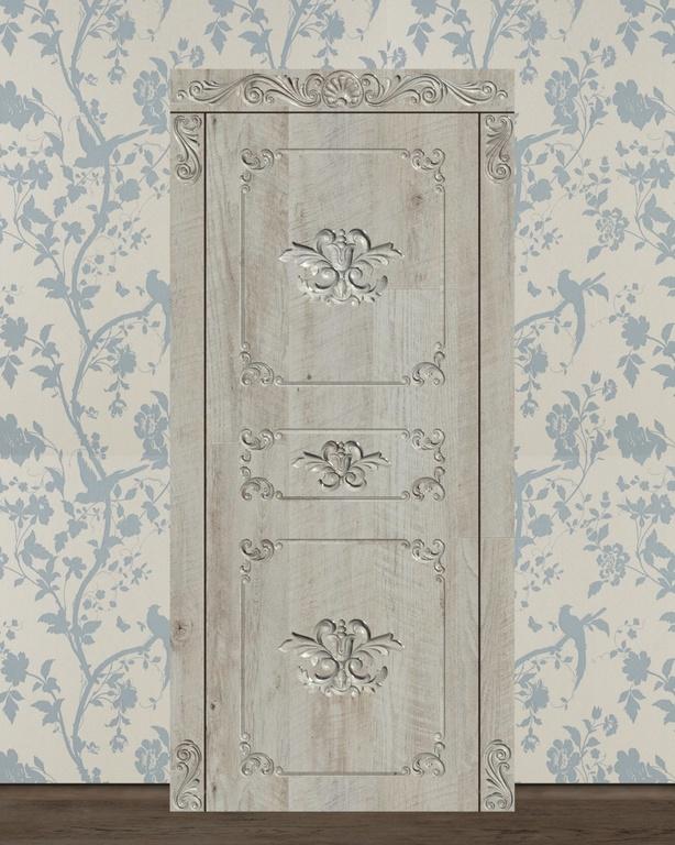 Фото 4 - Комплект резьбы для дверей DVER003.
