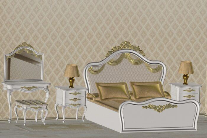 Фото 10 - Спальня «Марго».