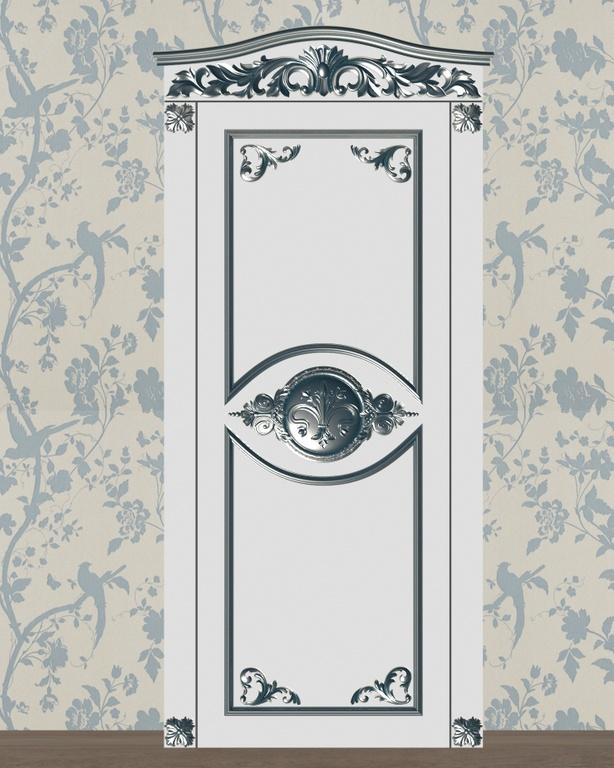 Фото 4 - Комплект резьбы для дверей DVER005.