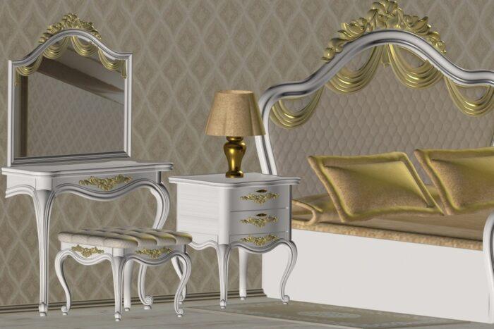 Фото 12 - Спальня «Марго».