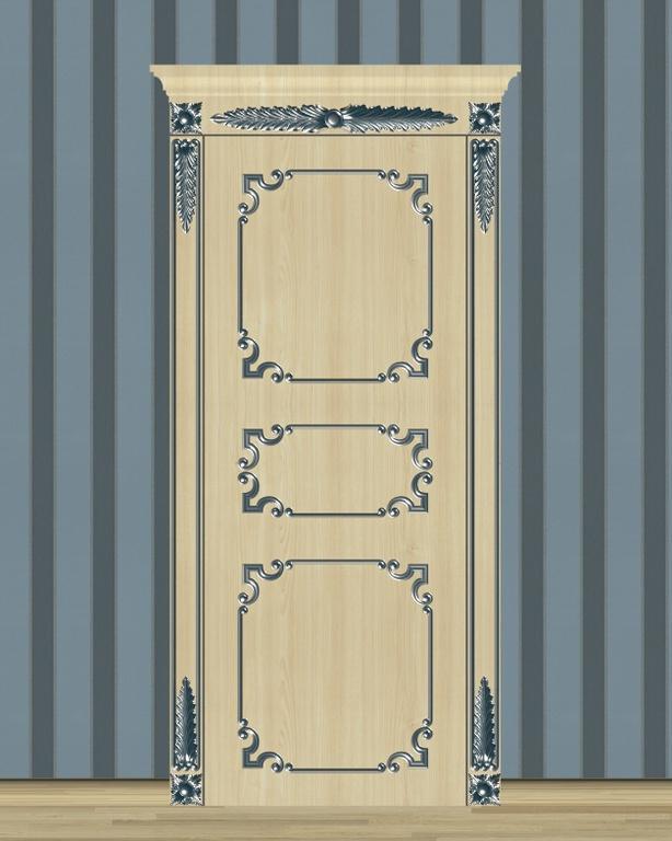 Фото 4 - Комплект резьбы для дверей DVER004.