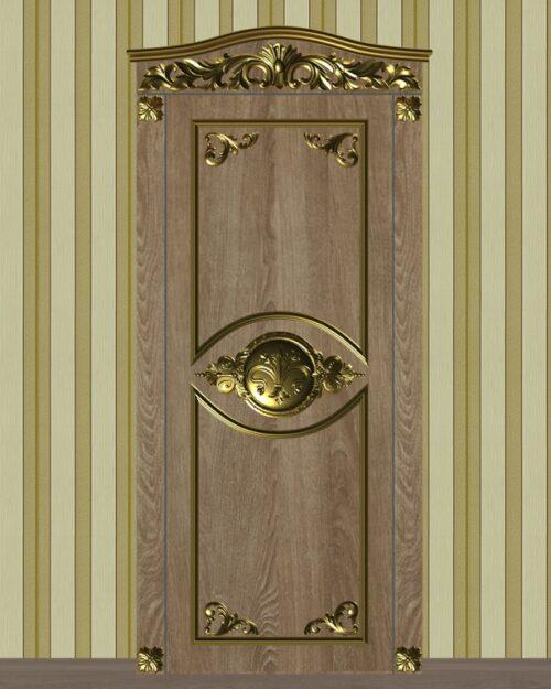 Фото 7 - Комплект резьбы для дверей DVER005.