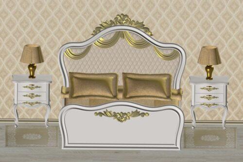 Фото 9 - Спальня «Марго».