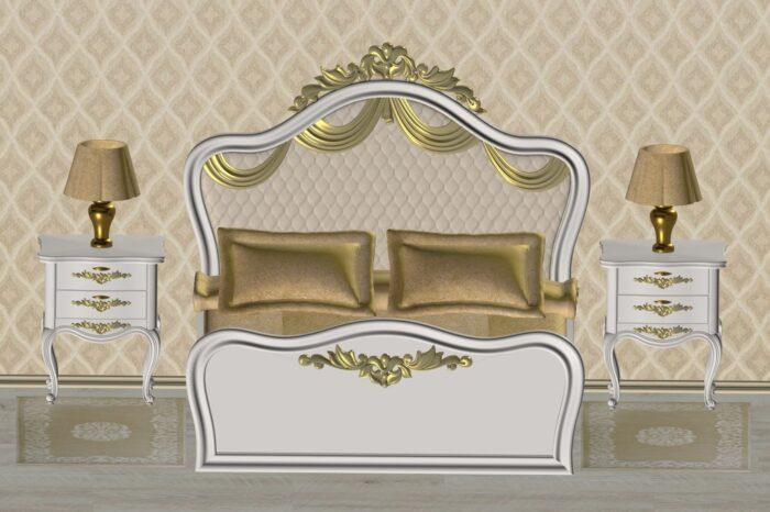 Фото 1 - Спальня «Марго».